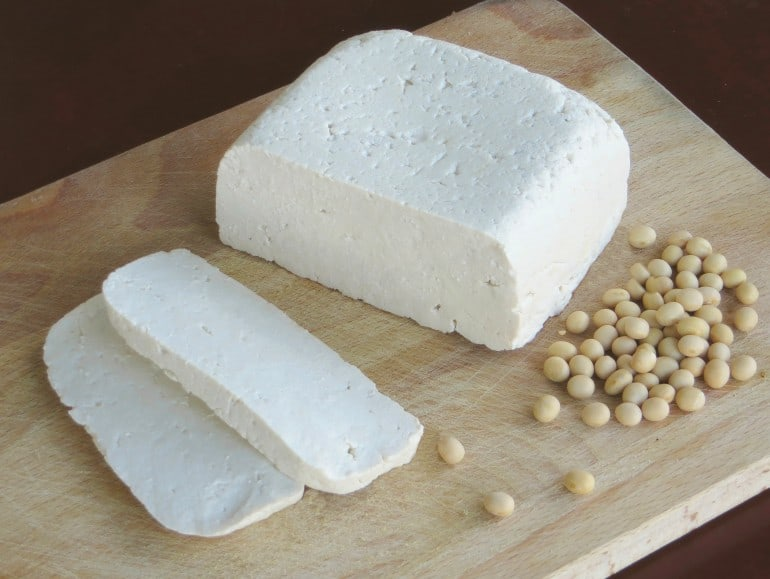Tofu Soy Beans